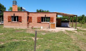 (Alq. Temp) casa para 5 personas a 70 mt del Río Los Sauces